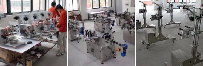 Shanxay fabrikasi iqtisodiyoti vertikal yorliqlash mashinalari ishlab chiqaruvchilari
