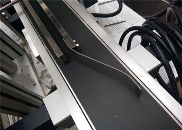 Avtomatik oziqlantirish Top Labeling Machine Stiker / o'zini yopishqoq yorliq turi