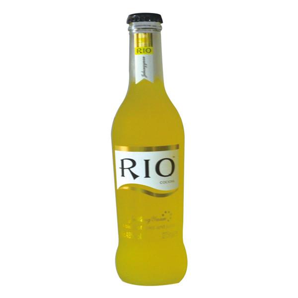 Rio kokteyli shishasi uchun to'liq avtomatik yorliqli mashinaning aplikatori