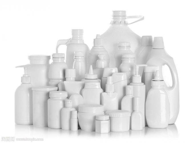 Kimyoviy mahsulotlar, PLC va sensorli ekranni boshqarish tizimi uchun plastik butilkalarni etiketlash mashinasi