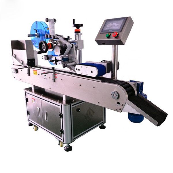 Intelligent Control 10ml kichik shisha gorizontal etiketlash mashinasi avtomatik