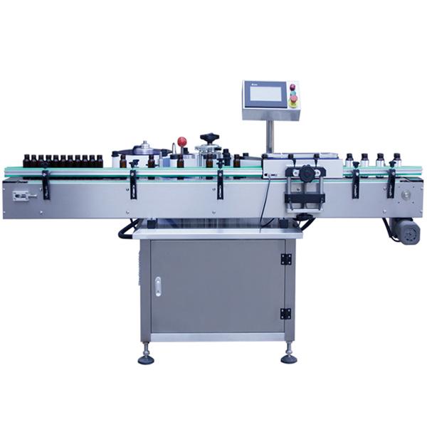 PLC Control Avtomatik yorliqlash mashinasi