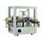 Rotary Labeler Machine old va orqa tomonlari