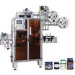 PET Avtomatik Shrink Sleeve Labeling Machine Shishalar uchun yuqori samaradorlik
