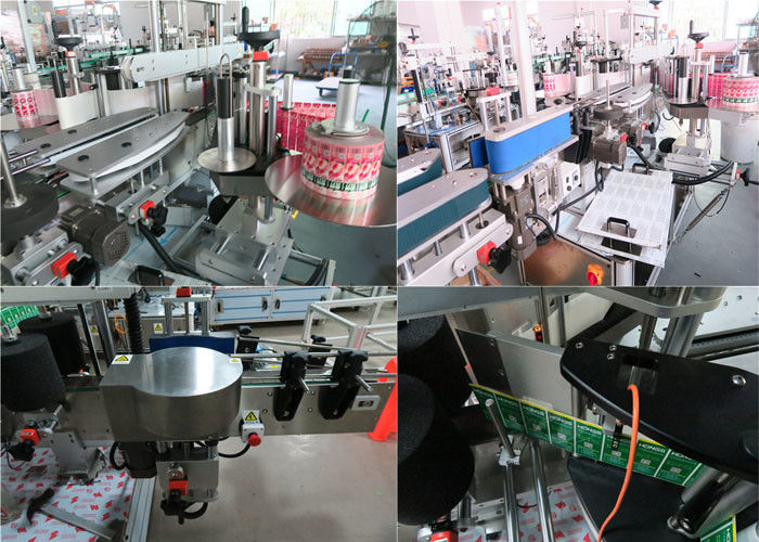 China Daily Bottles Old and Back Labeling Machine, Jar Labeling Machine yetkazib beruvchi
