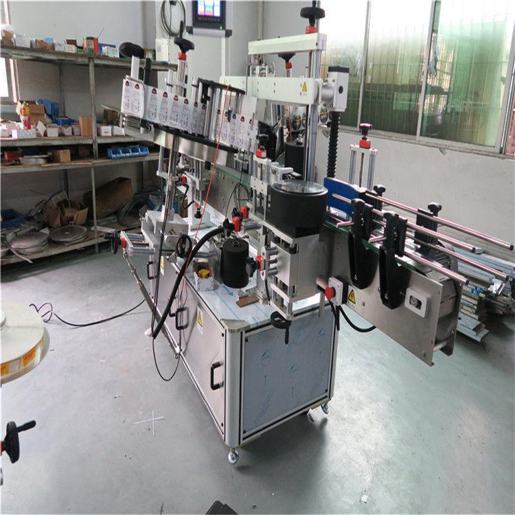 Xitoyda ajinlar yo'q Barqaror avtomatlashtirilgan etiketlash mashinasi 30 mm qalinlikdagi alyuminiy qotishma plitalari etkazib beruvchisi