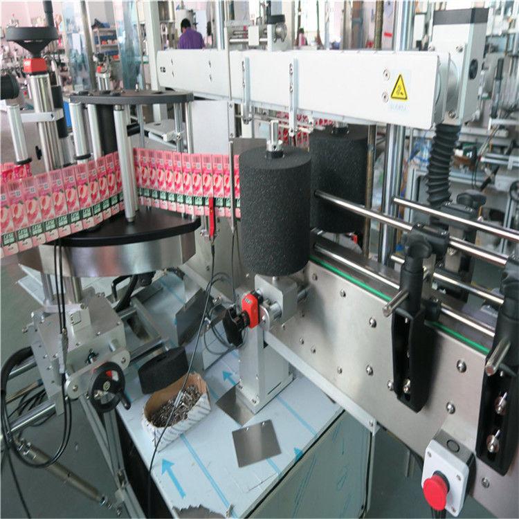 Xitoy Avtomatik haddelenmiş etiket yopishtiruvchi stiker etiketleme mashinasi 220V / 380V etkazib beruvchi