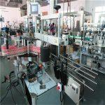 350ML Avtomatik shisha butilkalarni etiketlash mashinasi 190mm Balandligi Maks