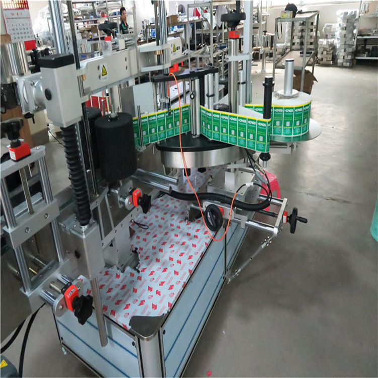 Farmatsevtika / kosmetika uchun yuqori tezlikli yorliqli aplikator mashinasi